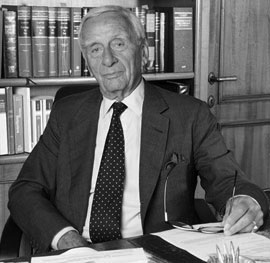 Prof. Avv. Francesco Berlingieri (1922 – 2018)